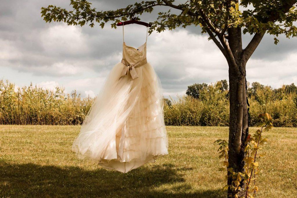 Historia sukien ślubnych